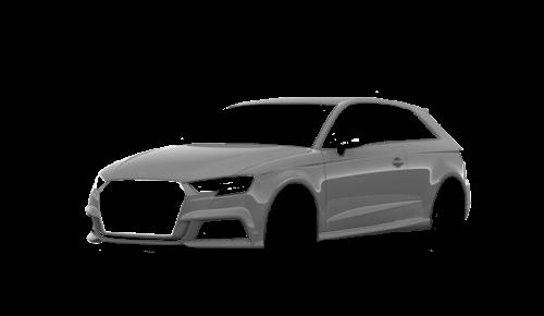 Цвета кузова S3