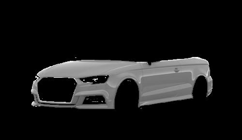 Цвета кузова S3 Cabriolet